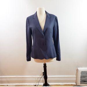 Theory | Blue Blazer Jacket
